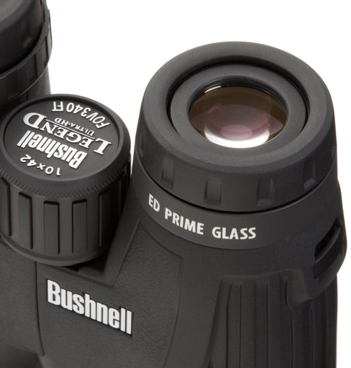 Bushnell Legend Ultra HD 10x42 vs. VortexDiamondback 10x42
